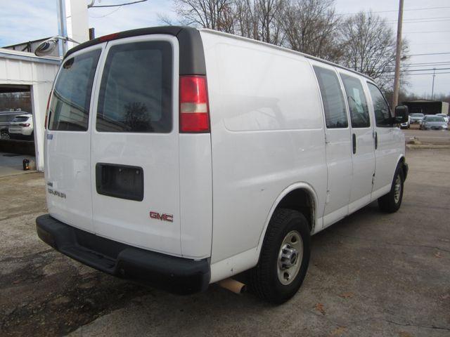 2010 GMC Savana Cargo Van Houston, Mississippi 4