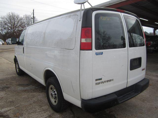 2010 GMC Savana Cargo Van Houston, Mississippi 5