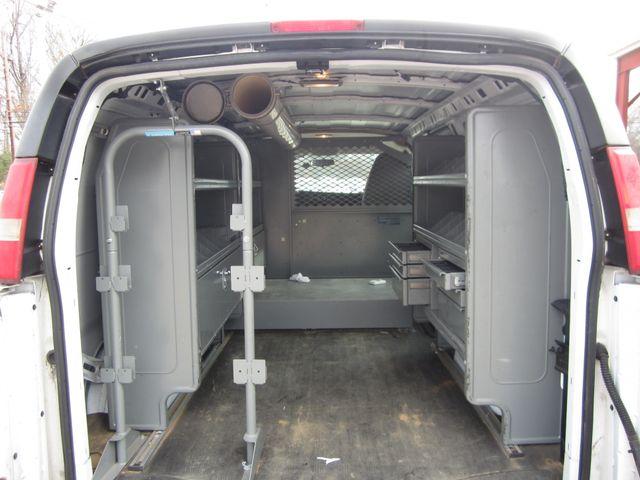 2010 GMC Savana Cargo Van Houston, Mississippi 6
