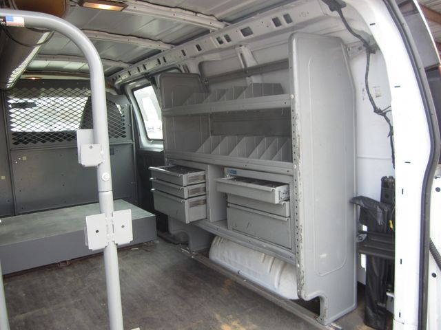 2010 GMC Savana Cargo Van Houston, Mississippi 8