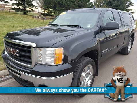 2010 GMC Sierra 1500 4WD Ext Cab SLT in Great Falls, MT