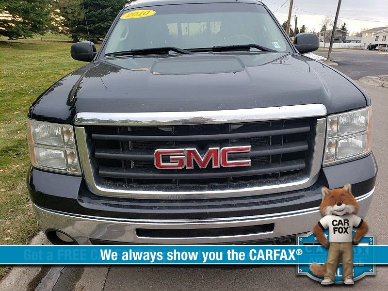 2010 GMC Sierra 1500 4WD Ext Cab SLT  city MT  Bleskin Motor Company   in Great Falls, MT