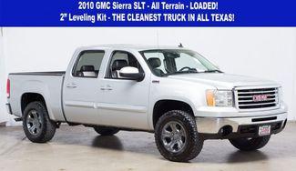 """2010 GMC Sierra 1500 SLT All Terrain Package - 2"""" Leveling Kit in Dallas, TX 75001"""