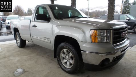 2010 GMC Sierra 1500 SLE 4X4 Long Bed 1-Owner Clean Carfax We Finance | Canton, Ohio | Ohio Auto Warehouse LLC in Canton, Ohio