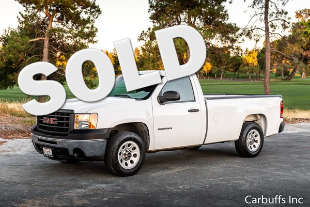 2010 GMC Sierra 1500 Work Truck | Concord, CA | Carbuffs in Concord