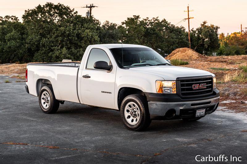 2010 GMC Sierra 1500 Work Truck   Concord, CA   Carbuffs in Concord, CA