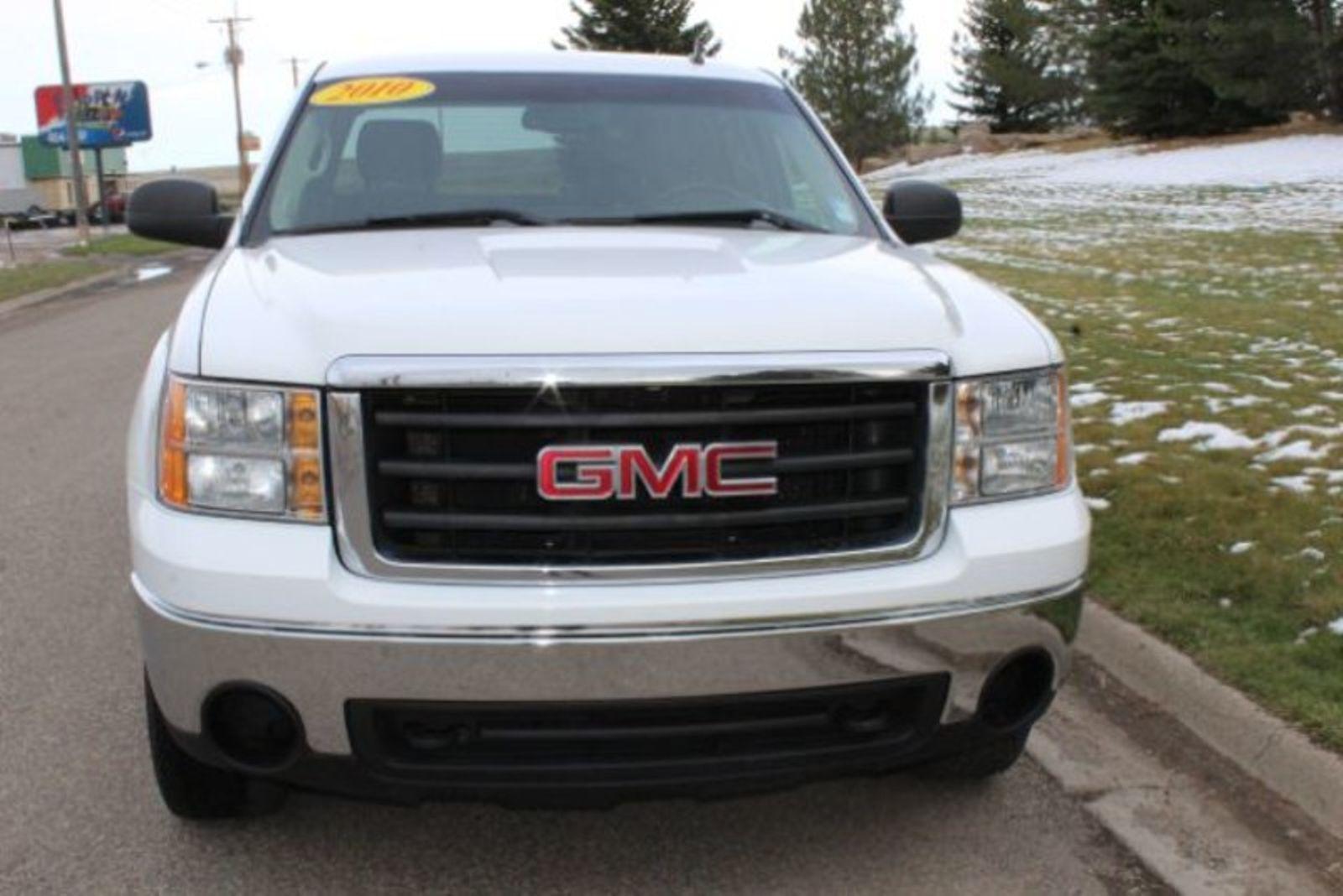 ... 2010 GMC Sierra 1500 SLE city MT Bleskin Motor Company in Great Falls,  ...