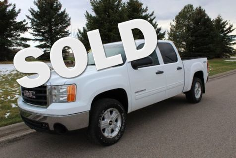 2010 GMC Sierra 1500 4WD Crew Cab SLE in Great Falls, MT