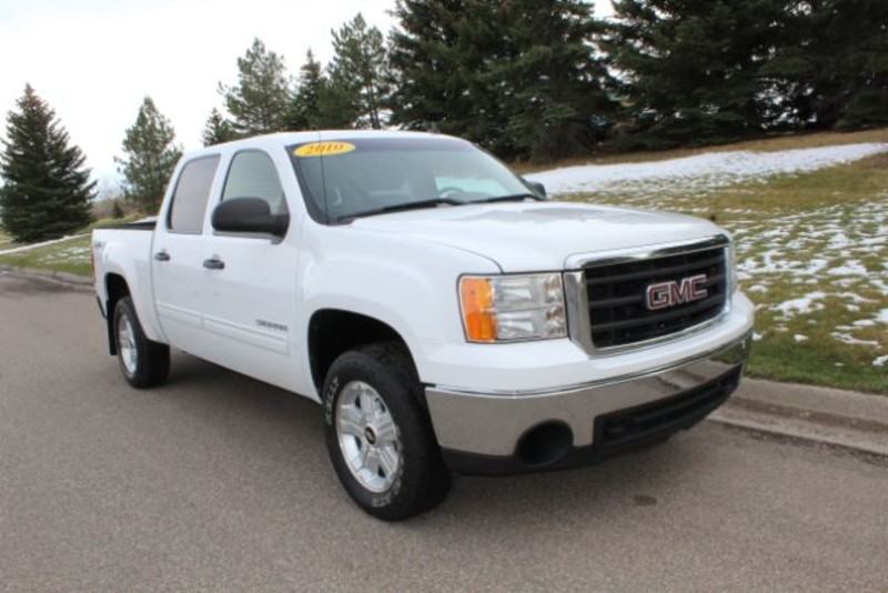 2010 GMC Sierra 1500 SLE  city MT  Bleskin Motor Company   in Great Falls, MT