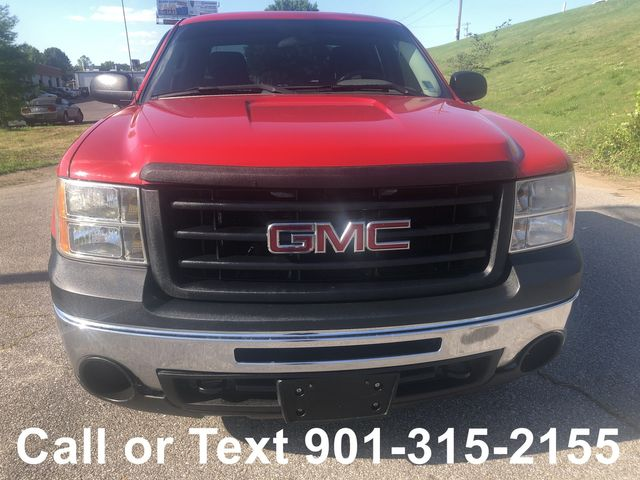 2010 GMC Sierra 1500 Work Truck in Memphis, Tennessee 38115