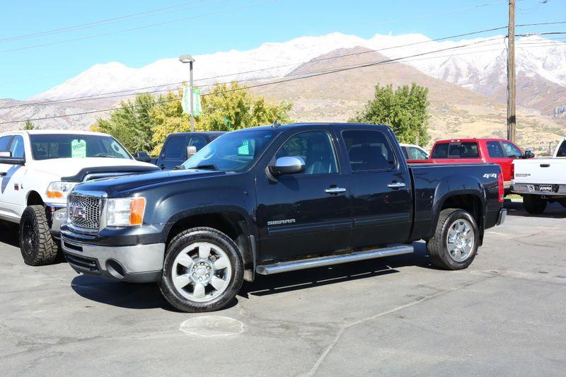 2010 GMC Sierra 1500 SLT   Orem, Utah   Utah Motor Company in Orem Utah