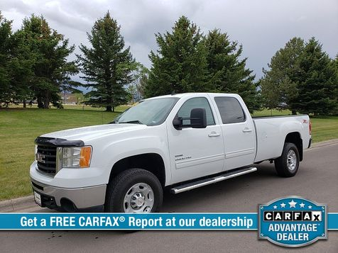2010 GMC Sierra 2500 4WD Crew Cab SLT in Great Falls, MT
