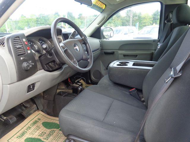 2010 GMC Sierra 2500HD Work Truck Hoosick Falls, New York 4
