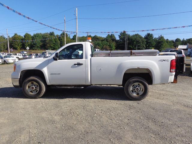 2010 GMC Sierra 2500HD Work Truck Hoosick Falls, New York