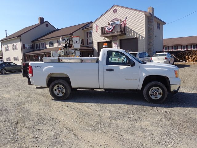 2010 GMC Sierra 2500HD Work Truck Hoosick Falls, New York 2