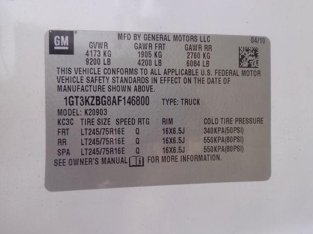2010 GMC Sierra 2500HD Work Truck Hoosick Falls, New York 6