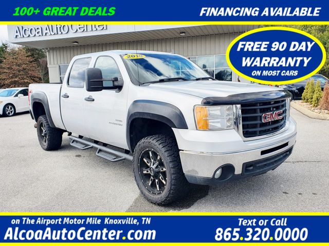 2010 GMC Sierra 2500HD SLE DURAMAX 6.6L TDSL V8 ALLISON 1000 in Louisville, TN 37777