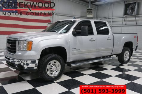 2010 GMC Sierra 2500HD SLT 4x4 Z71 Diesel Allison Nav Roof Tv Dvd Leather in Searcy, AR