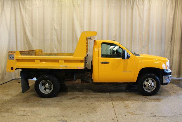 2010 GMC Sierra 3500HD dump truck WT in Roscoe, IL 61073