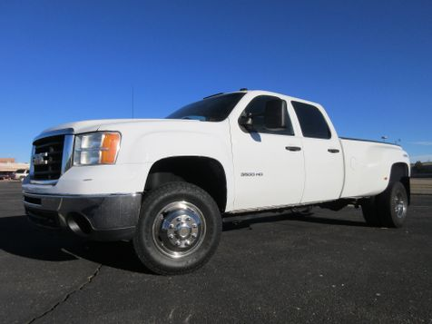 2010 GMC Sierra 3500HD Crew Cab DRW 4X4 in , Colorado