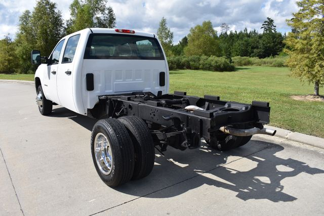 2010 GMC Sierra 3500HD DRW Work Truck Walker, Louisiana 4