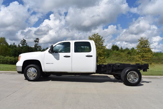 2010 GMC Sierra 3500HD DRW Work Truck Walker, Louisiana 2