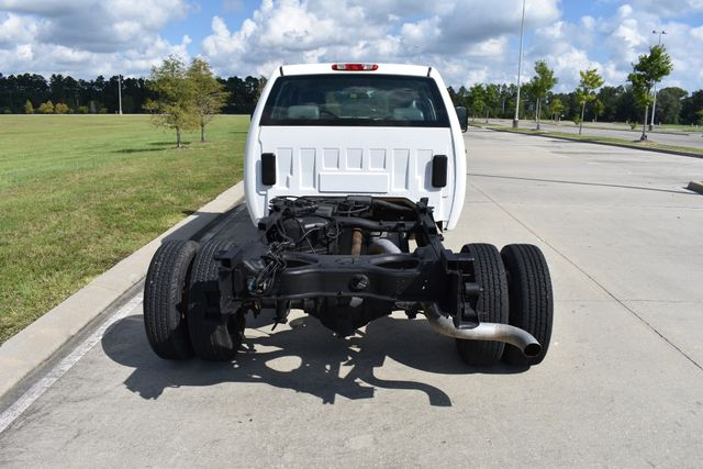 2010 GMC Sierra 3500HD DRW Work Truck Walker, Louisiana 5