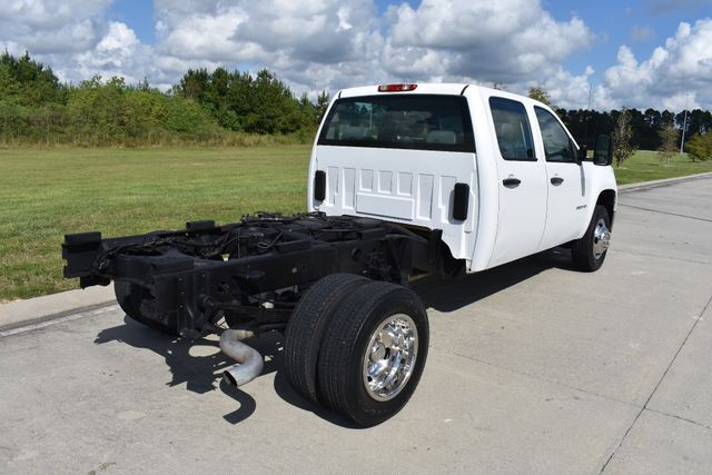 2010 GMC Sierra 3500HD DRW Work Truck Walker, Louisiana 6