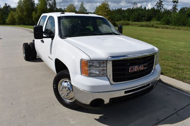 2010 GMC Sierra 3500HD DRW Work Truck Walker, Louisiana 9