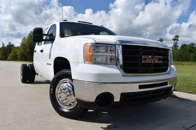 2010 GMC Sierra 3500HD DRW Work Truck Walker, Louisiana 10