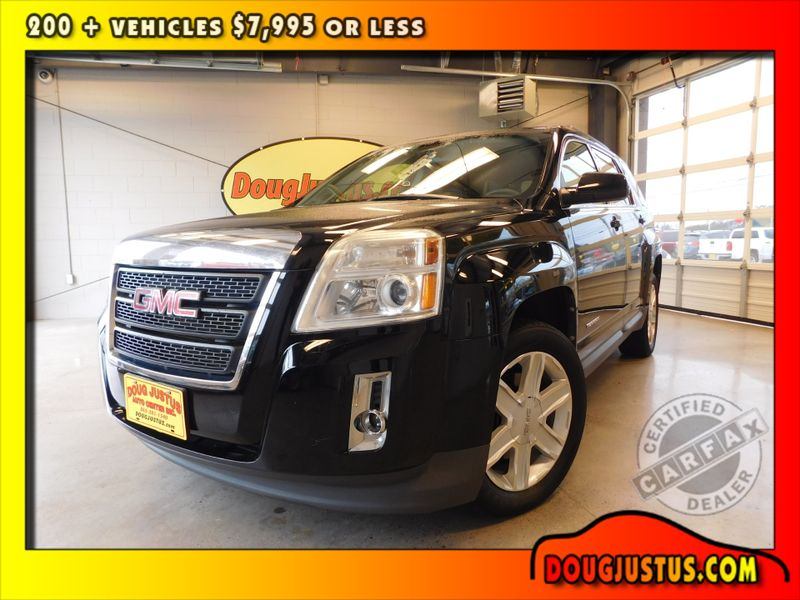2010 GMC Terrain SLE-2  city TN  Doug Justus Auto Center Inc  in Airport Motor Mile ( Metro Knoxville ), TN