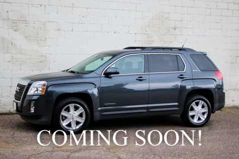 2010 GMC Terrain SLE with Heated Seats, Remote Start, Backup Cam, Pioneer Audio and Tow Package in Eau Claire