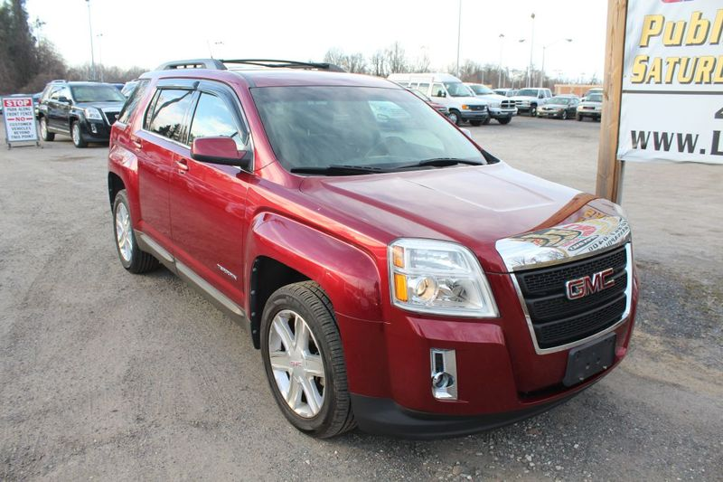 2010 GMC Terrain SLT-1  city MD  South County Public Auto Auction  in Harwood, MD