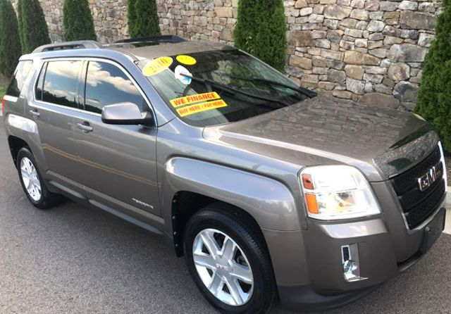 2010 GMC Terrain SLE Knoxville, Tennessee 2