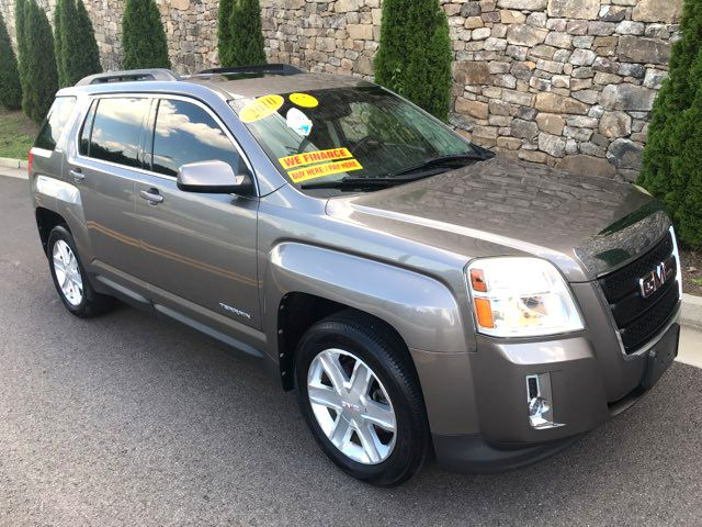 2010 GMC Terrain SLE Knoxville, Tennessee 3