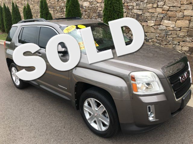 2010 Gmc-Carfax Clean!! Buy Here Pay Here! Terrain-MINT CONDITION! SLE-CARMARTSOUTH.COM Knoxville, Tennessee