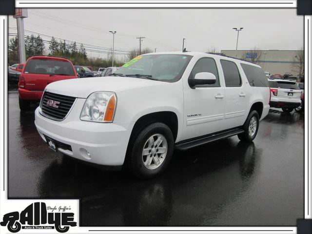 2010 GMC Yukon XL SLT 4WD