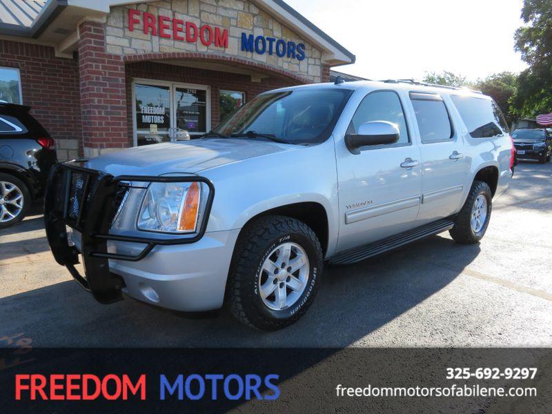 2010 GMC Yukon XL SLT 4x4 | Abilene, Texas | Freedom Motors  in Abilene Texas
