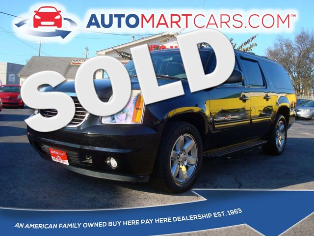 2010 GMC Yukon XL SLT | Nashville, Tennessee | Auto Mart Used Cars Inc. in Nashville Tennessee
