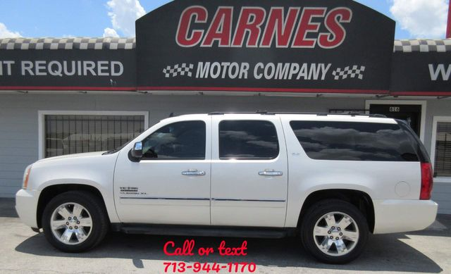 2010 GMC Yukon XL SLT south houston, TX