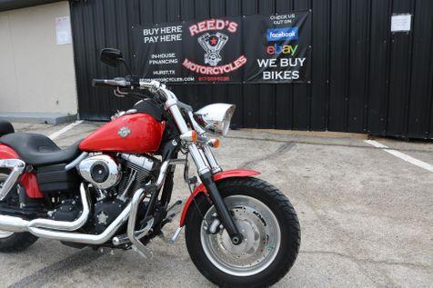 2010 Harley Davidson Dyna Fat Bob FXDF | Hurst, Texas | Reed's Motorcycles in Hurst, Texas
