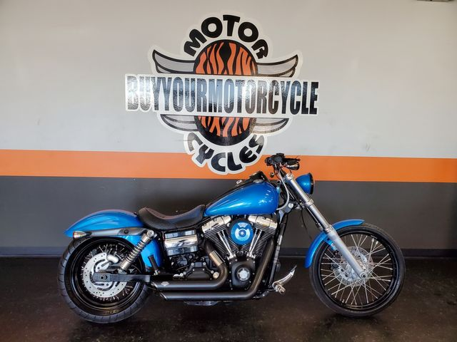 2010 Harley-Davidson Dyna Glide® Wide Glide® in Fort Worth , Texas 76111
