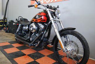 2010 Harley-Davidson Dyna Glide® Wide Glide® Jackson, Georgia 2