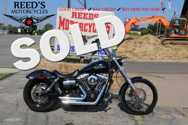 2010 Harley Davidson Dyna  Wide Glide | Hurst, Texas | Reed's Motorcycles in Hurst Texas