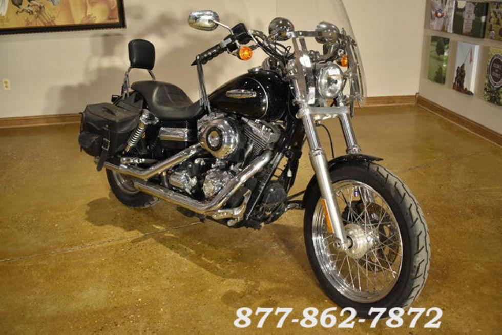 2010 Harley-Davidson DYNA SUPER GLIDE CUSTOM FXDC SUPER