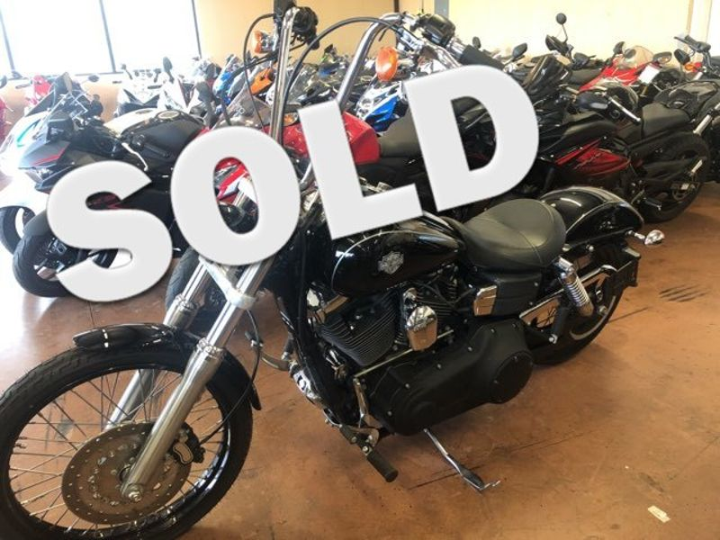 2010 Harley-Davidson Dyna Wide  - John Gibson Auto Sales Hot Springs in Hot Springs Arkansas