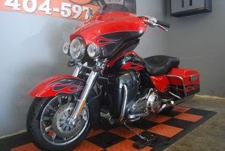 2010 Harley-Davidson Electra Glide® CVO™ Ultra Classic® Jackson, Georgia 11