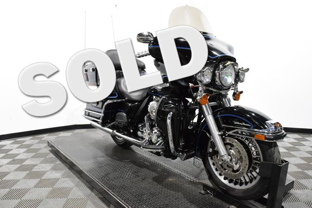 2010 Harley-Davidson FLHTCU - Electra Glide Ultra Classic Peace Officer Special Edition