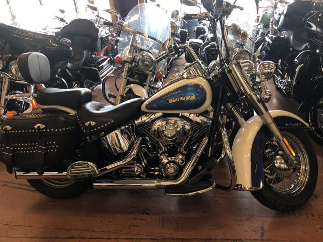 2010 Harley-Davidson FLSTC Heritage Softail Classic   - John Gibson Auto Sales Hot Springs in Hot Springs Arkansas