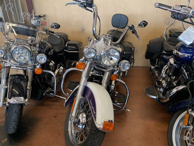 2010 Harley-Davidson FLSTC Heritage Softail Classic    Little Rock, AR   Great American Auto, LLC in Little Rock AR AR